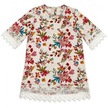 Платье для девочки Букет