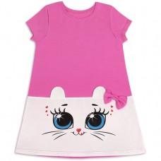 Платье для девочки Глазки