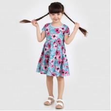 Платье для девочки Календула