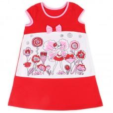 Платье для девочки Колосок