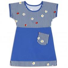 Платье для девочки Лазурь