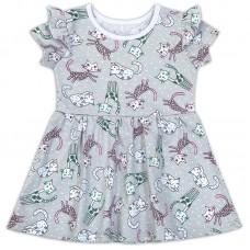 Платье для девочки Лунный кот