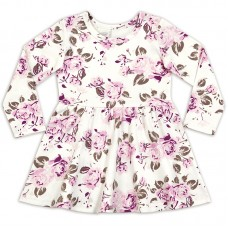 Платье для девочки Подснежник