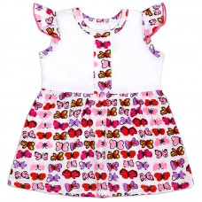 Платье для девочки Полянка