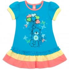 Платье для девочки Птичка