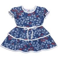 Платье для девочки Рябинушка