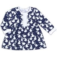 Платье для девочки Снежинка