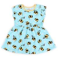 Платье для девочки Улей