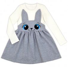 Платье для девочки Ушастик