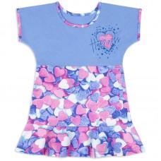 Платье для девочки Валентинка