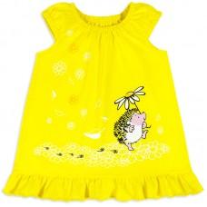 Платье для девочки Ёжик