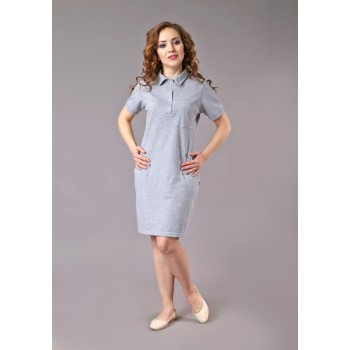 Платье женское Поло лакост