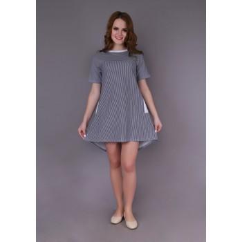 Платье женское Вероника полоса