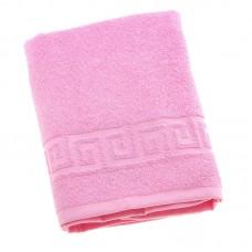 Полотенце махровое Розовый пыльный