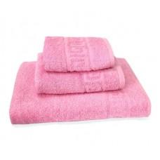 Полотенце махровое Светло Розовое