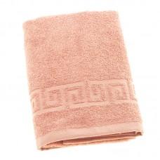 Полотенце махровое Светло коричневый