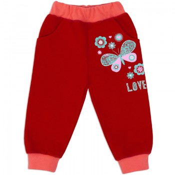 Штаны для девочки Love