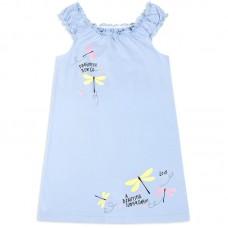Сорочка для девочки Стрекозы