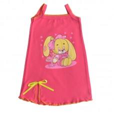 Сорочка для девочки Зайка