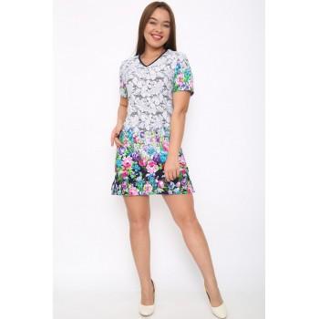 Туника-платье Ирис